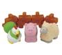 10649 Веселая ферма: свинка, овечка, курочка, 12+
