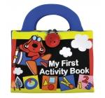 10666 Книжка игрушка «Моя первая книжка», 9+