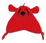 10761Мягкая игрушка слюновпитка Патрик, 0+