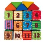 10773 Набор развивающих кубиков, 12+