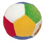 10139K Мягкий мячик - погремушка, 3+