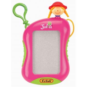10363 Игрушка для рисования Джулия, 24+
