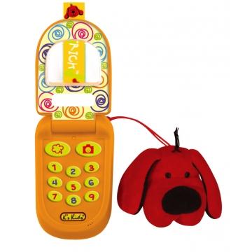 """10499 """"Кто звонит?"""" Патрик, 9+"""