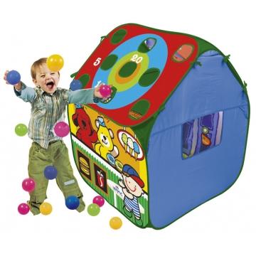 10506 Домик-палатка с шариками, 36+