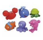 10674 Набор Popbo Blocs «Морские животные», 12+
