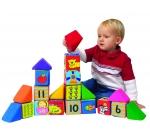 10458 Набор развивающих кубиков, 9+
