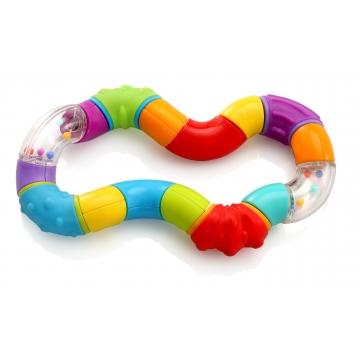 """Развивающая игрушка -погремушка """"Twisted Rattle"""" 4m+"""