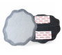 Накладки для груди хлопчатобумажные одноразовые, черные (30шт.уп)
