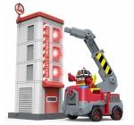 Пожарная станция с фигуркой Рой