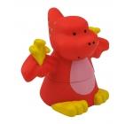Popbo Динозаврик красый